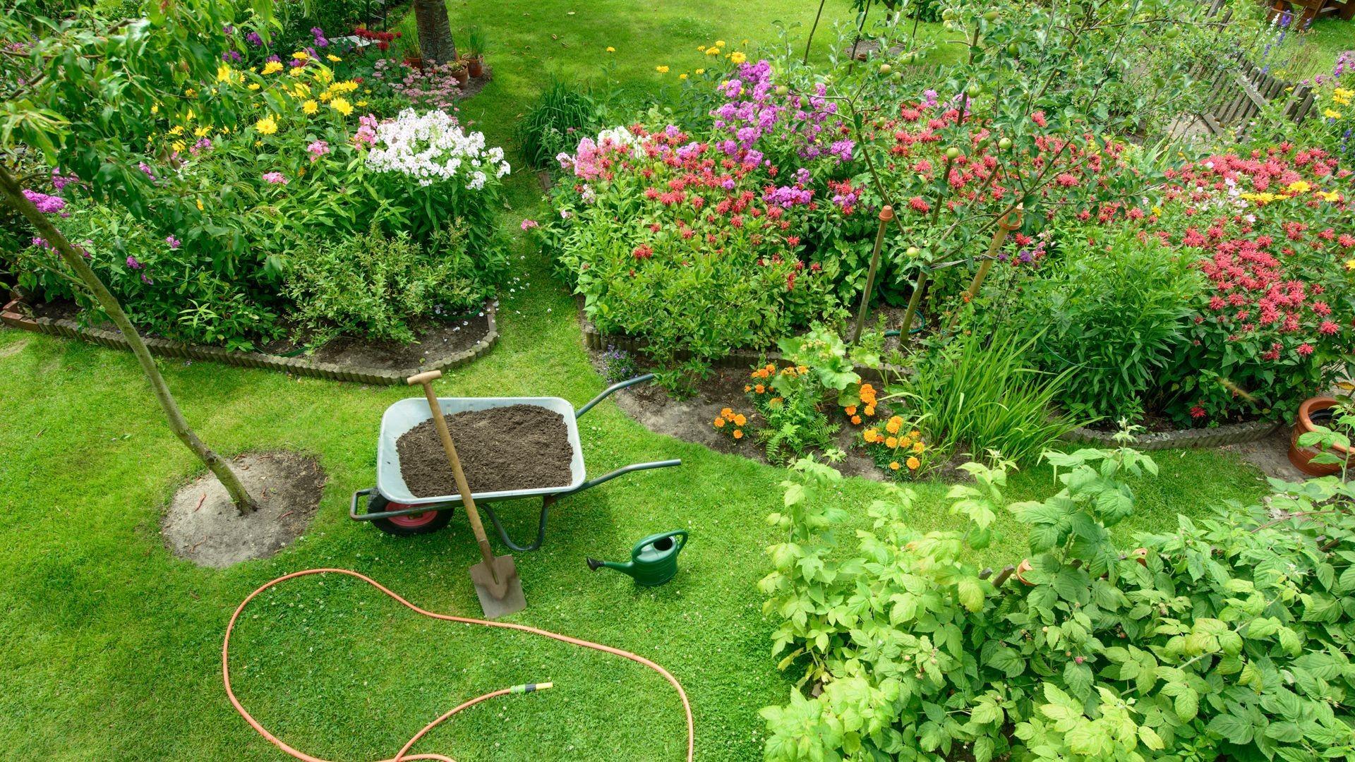Construcción y mantenimiento de jardines en Girona