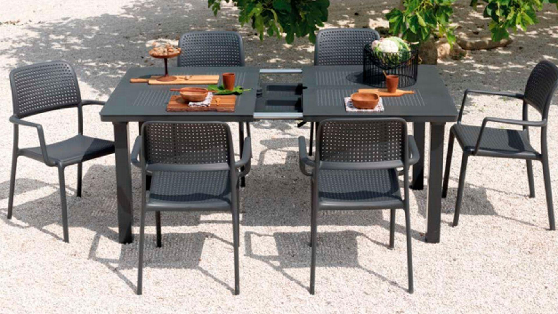 Nueva colección de muebles de jardín