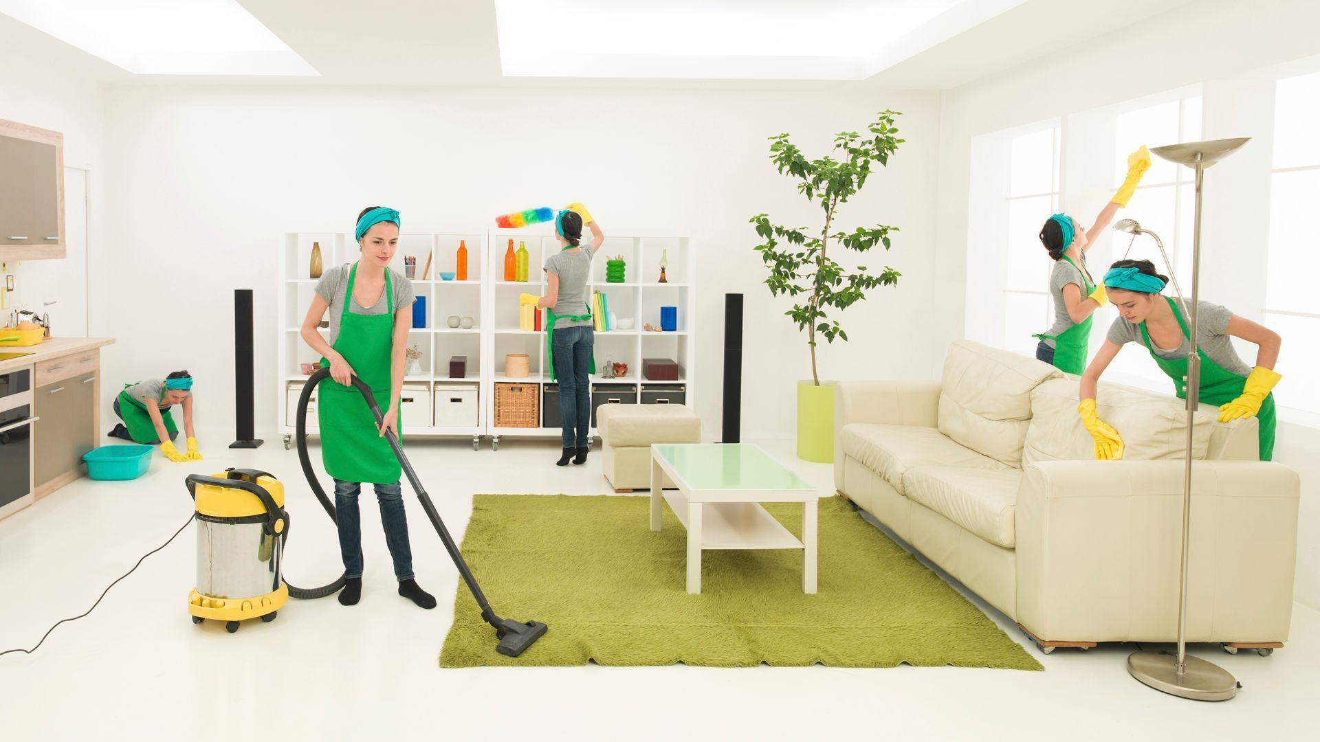 Empresa de limpieza de viviendas en Vélez-Málaga