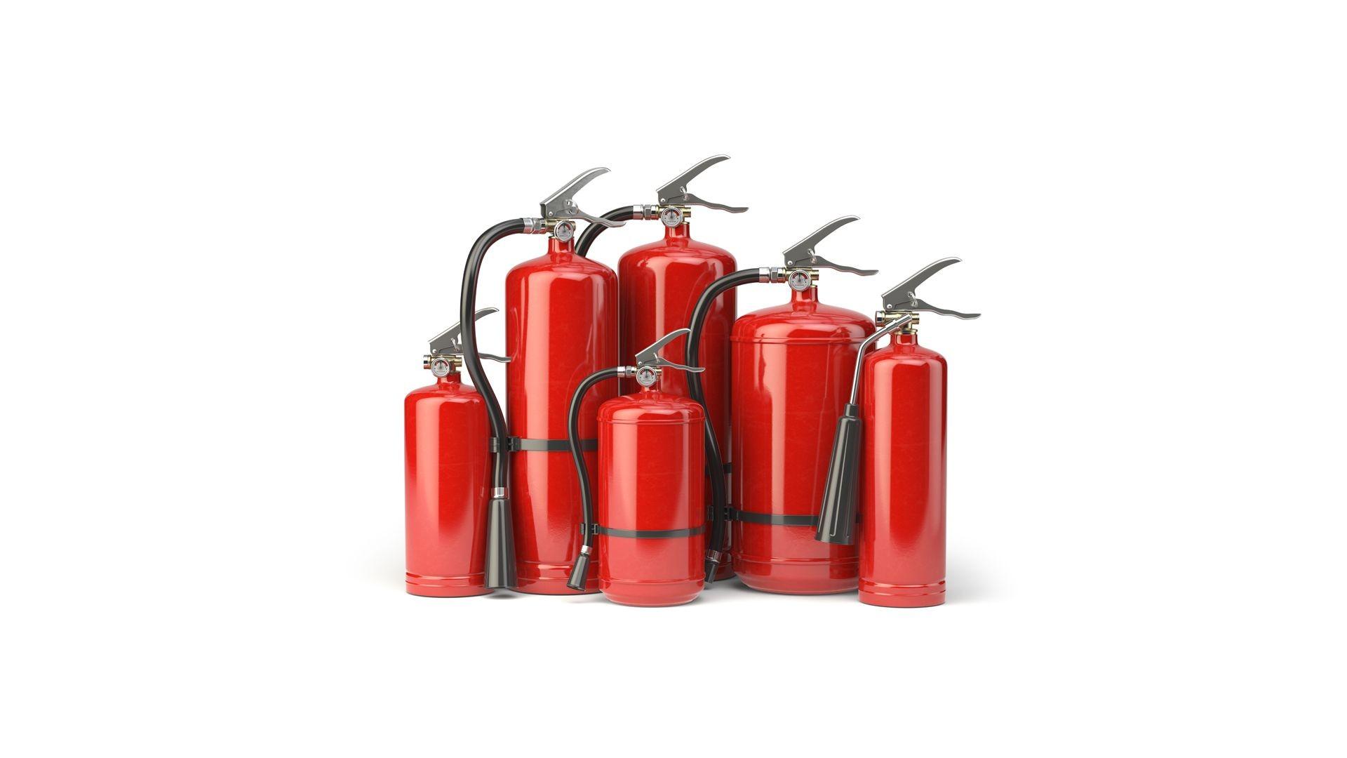 Sistemas contra incendios en Huelva