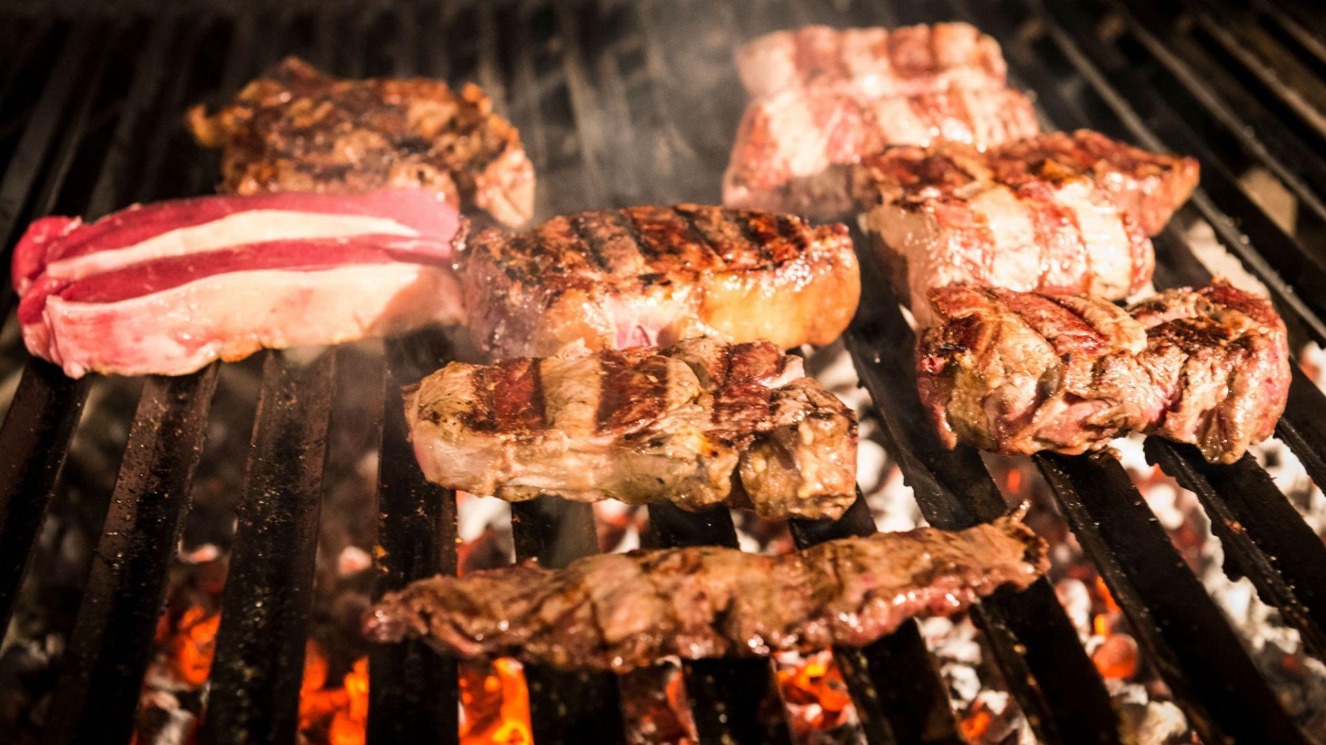 Restaurante carnes a la brasa Les Corts Barcelona