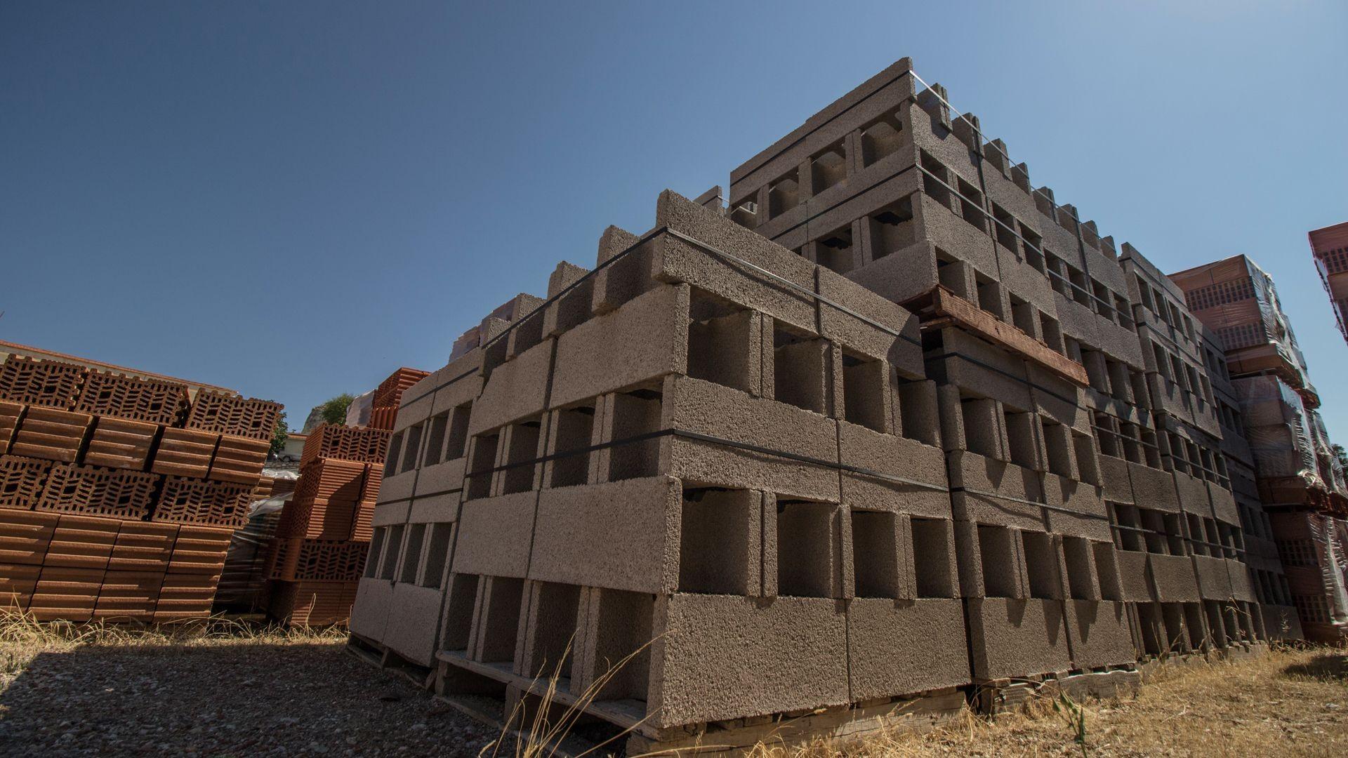 Materiales de construcción en Cuenca