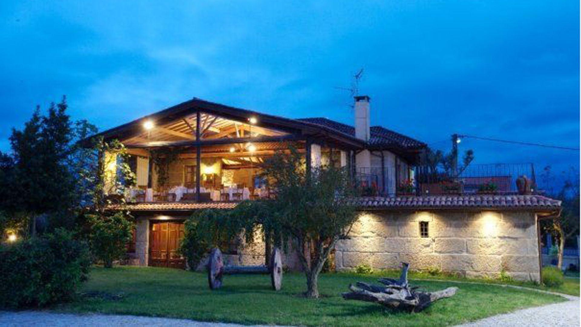 Restaurante con cocina tradicional en Ourense