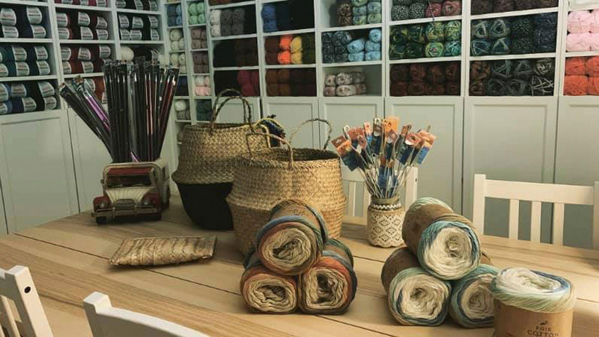 Mercería creativa y tradicional en Ponferrada
