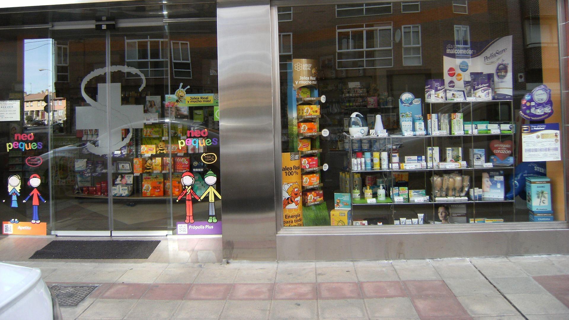 Farmacia Ldo. Alberto Sáenz Ruiz