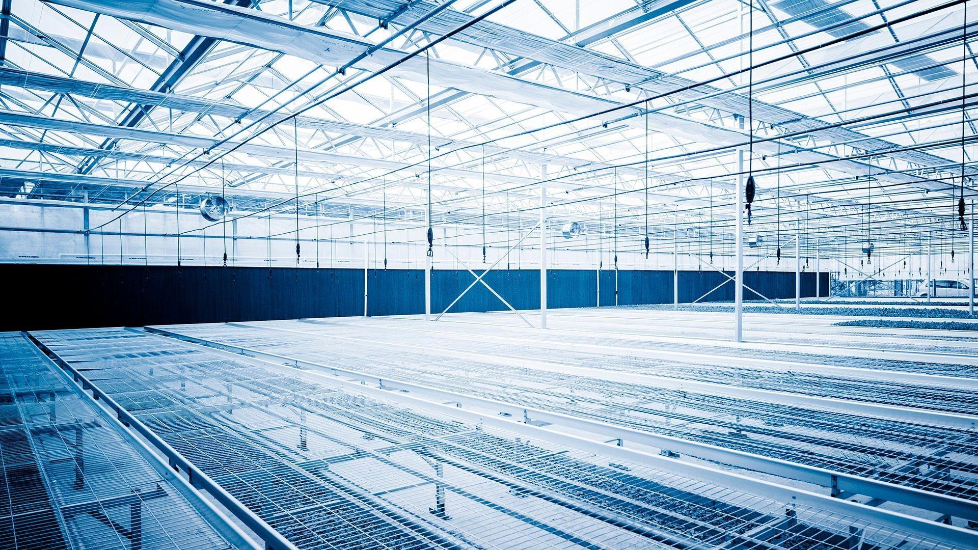 Construcción de invernaderos 2