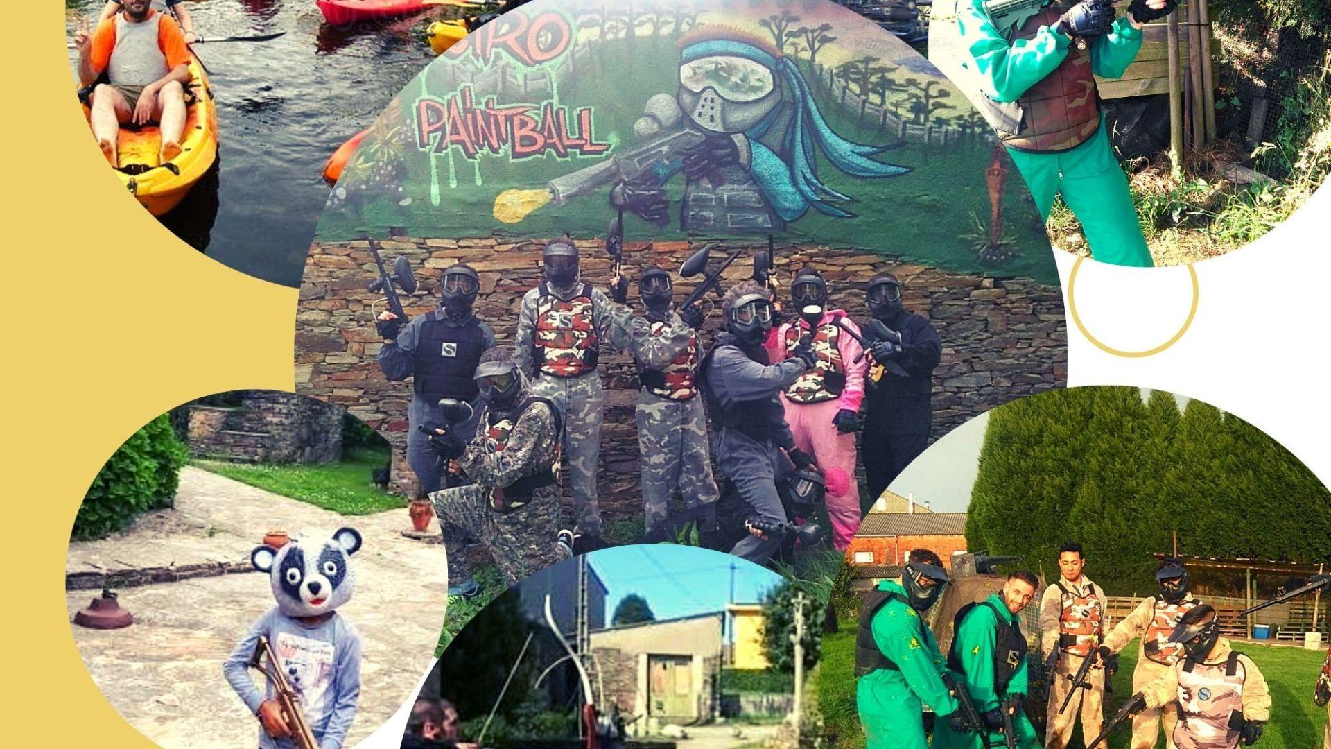 Paintball en Lugo