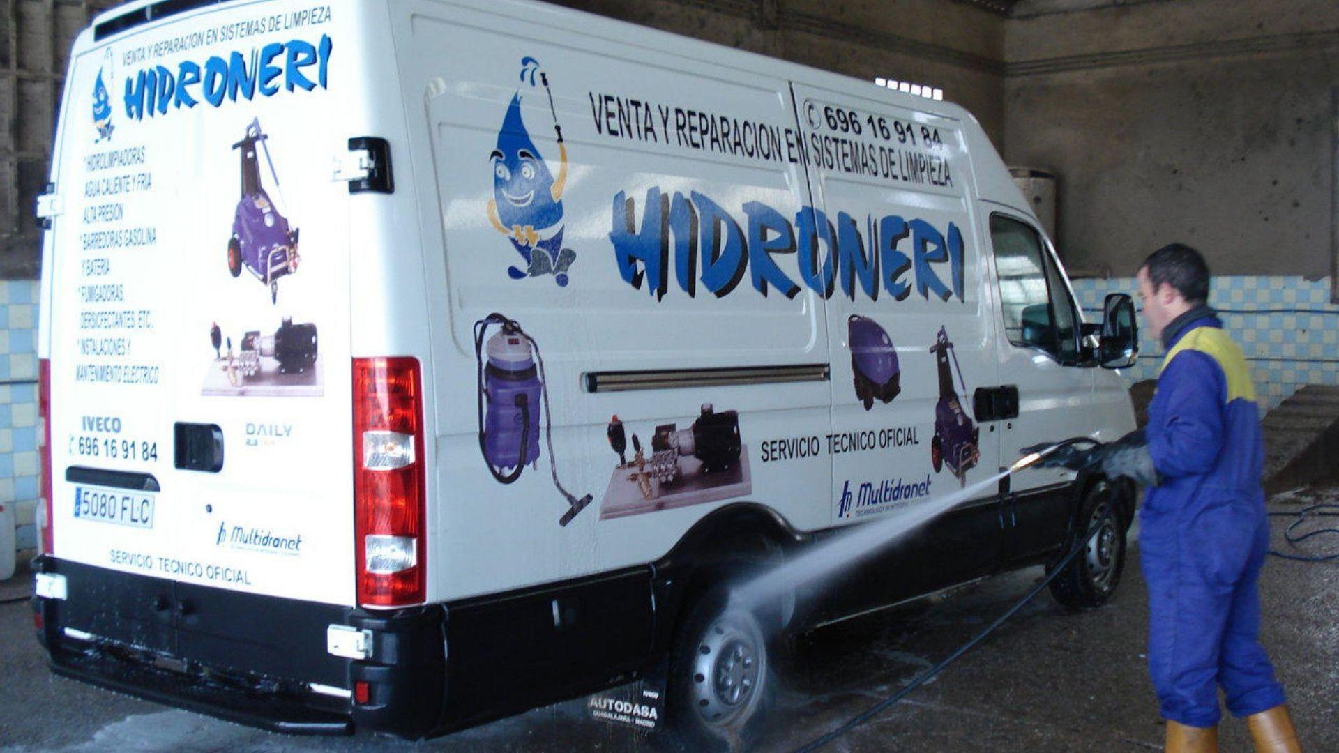 Hidrolimpiadoras Cartagena