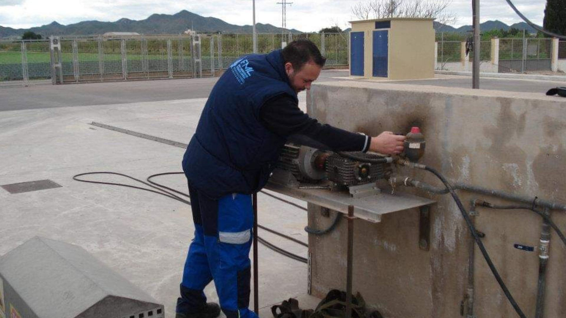 Maquinas hidrolimpiadoras Cartagena