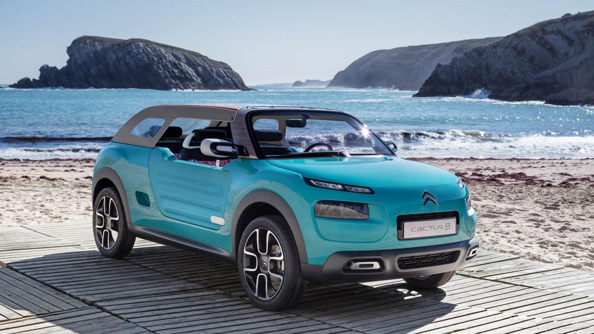 Venta de vehículos marca Citroen en Madridd
