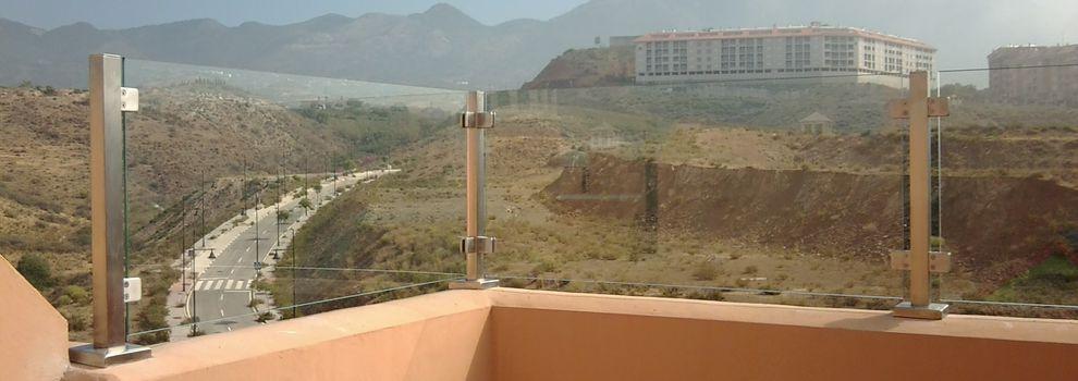 Carpintería de aluminio, metálica y PVC en Mijas   Alucriper Andalucía, S.A.
