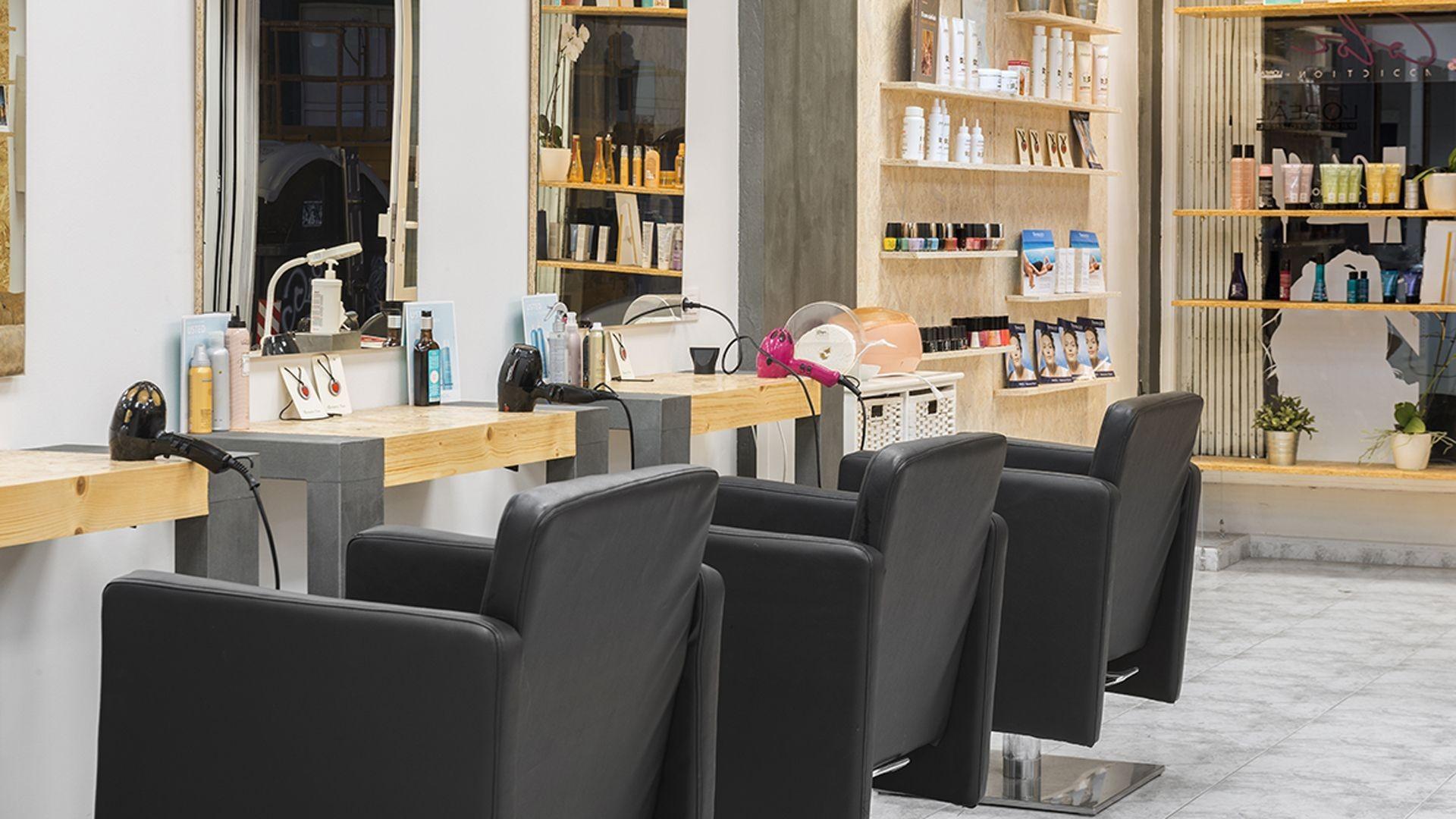 Salón de peluquería unisex en Santa Cruz de Tenerife