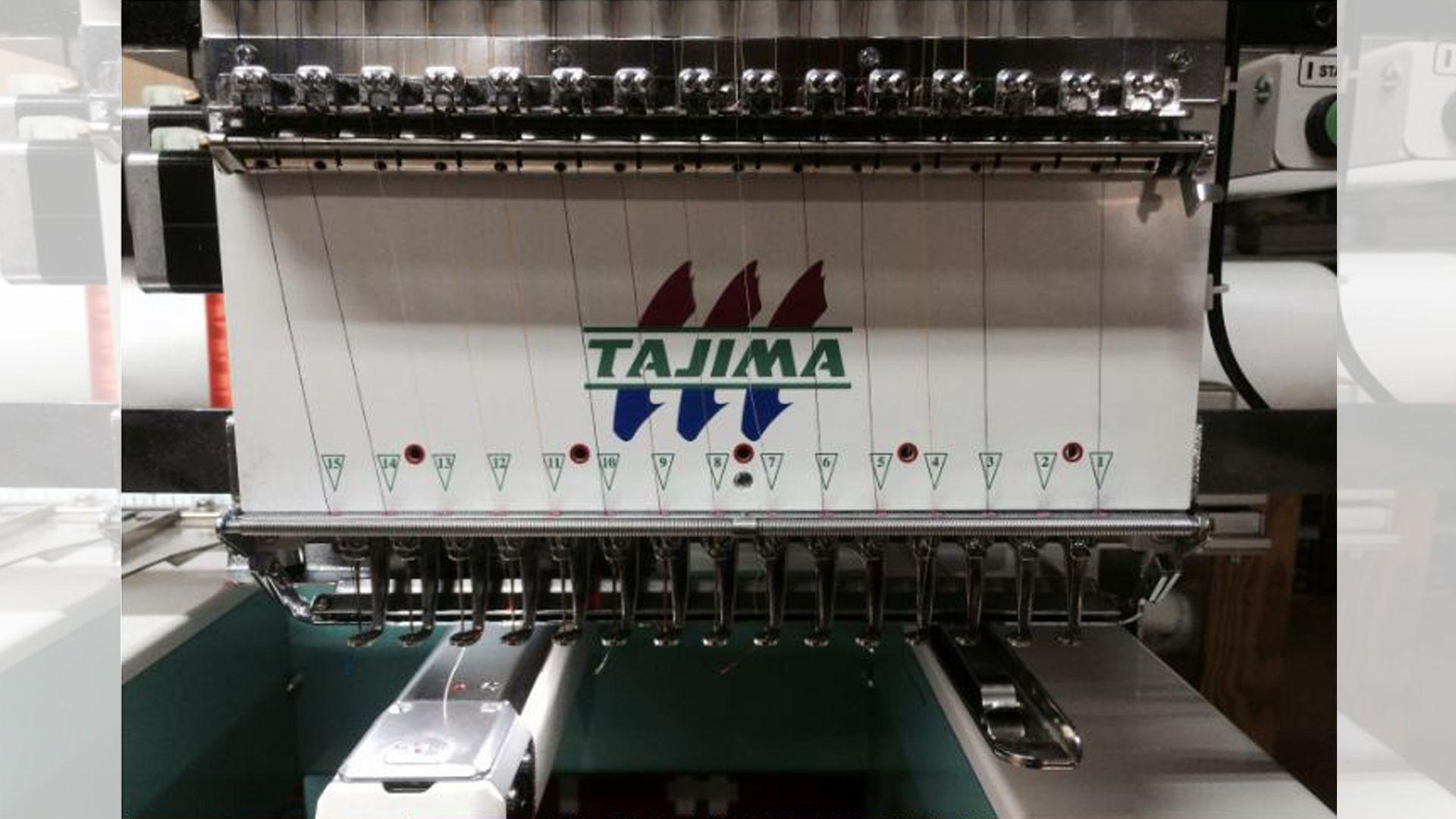 Empresa especializada en bordados en Burgos