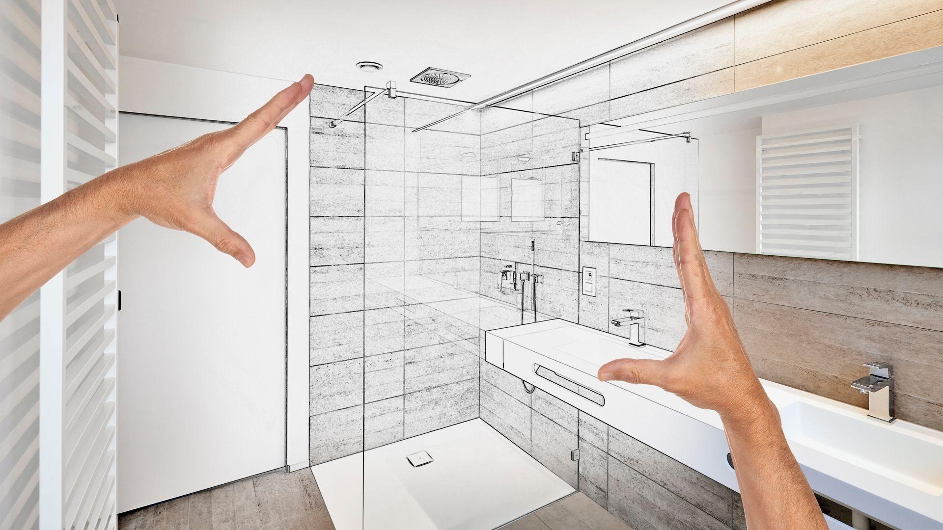 000 reformas cuartos de baño cambio bañera por ducha