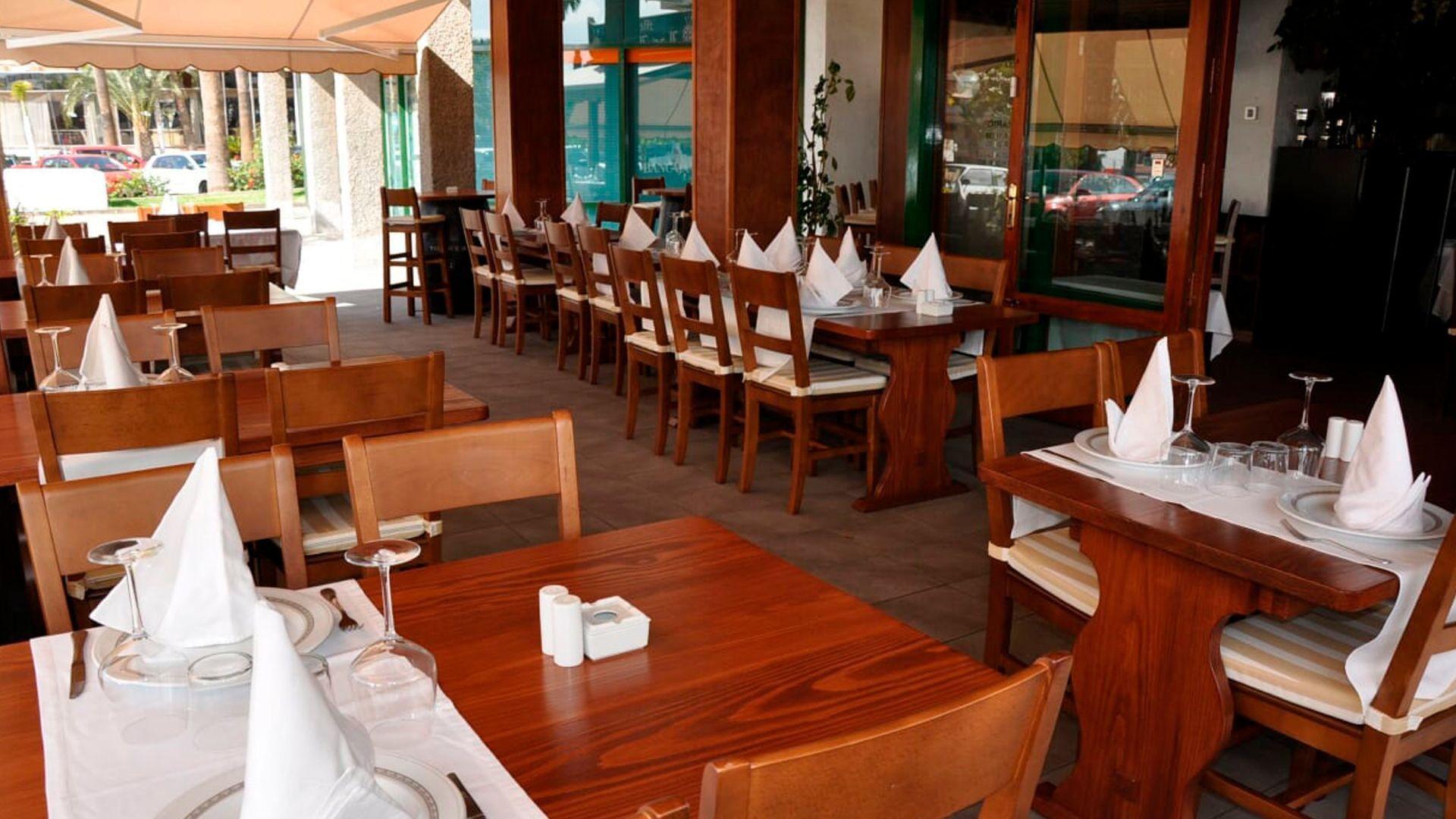 Restaurante para celebraciones en Arona