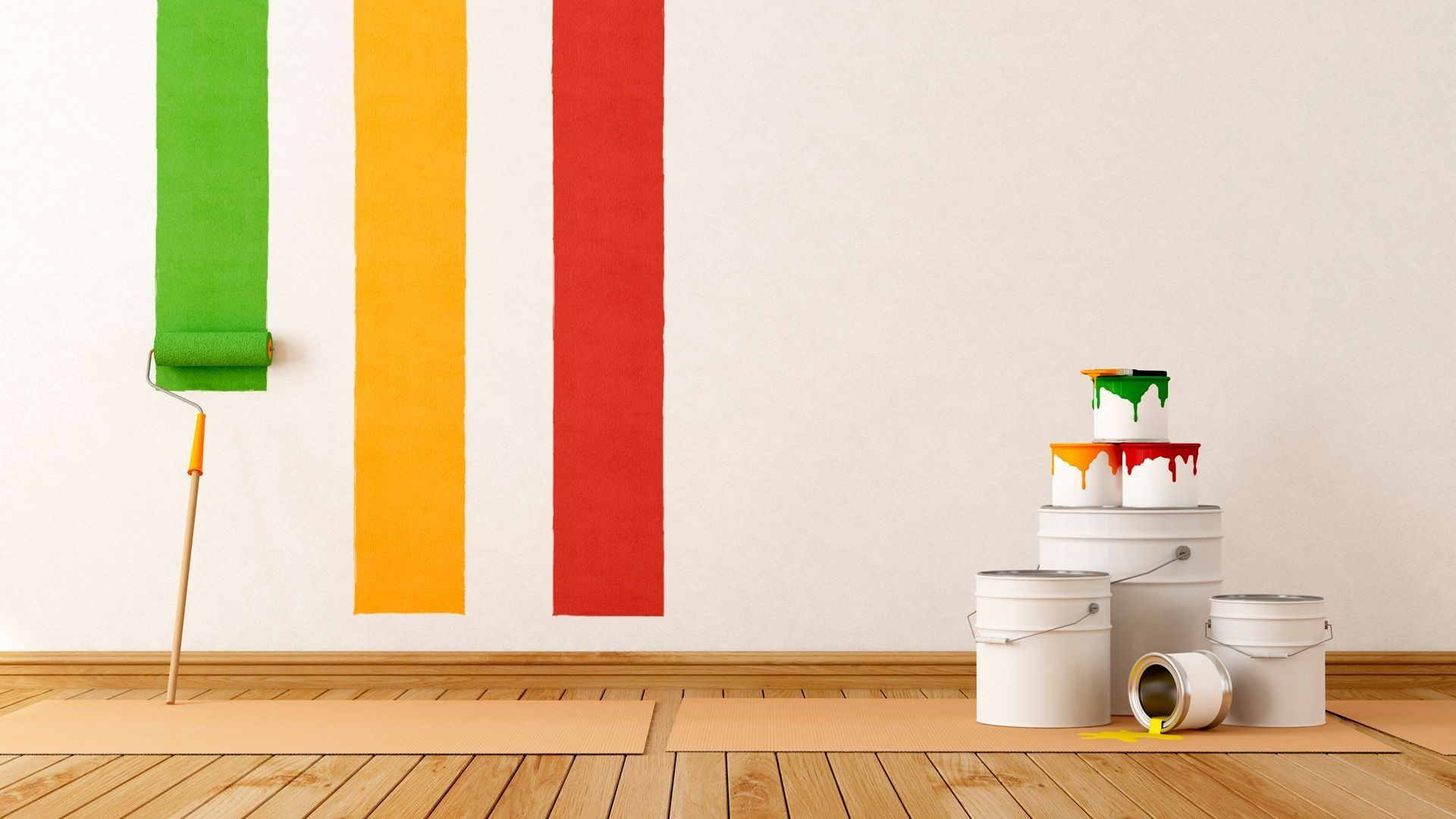 Pintor de pisos en Manresa