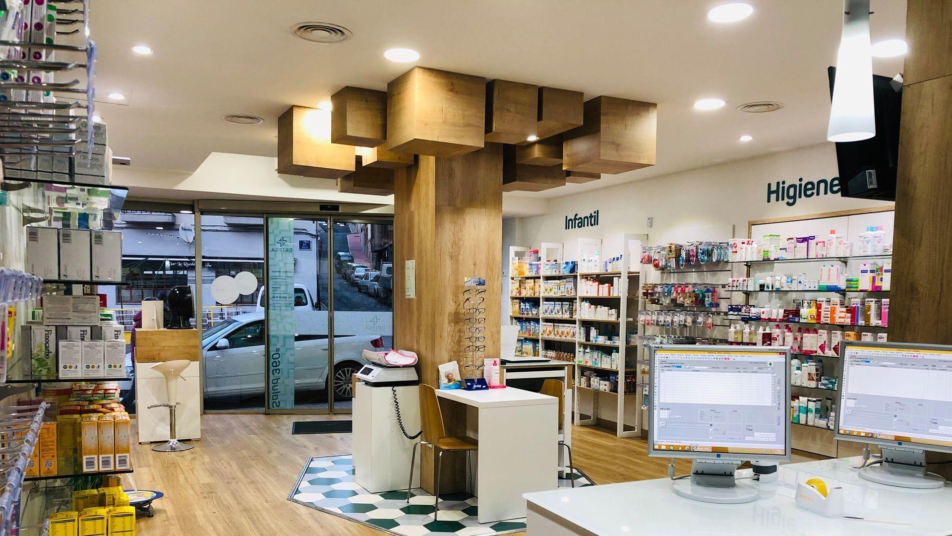 Servicios farmacéuticos en Ávila