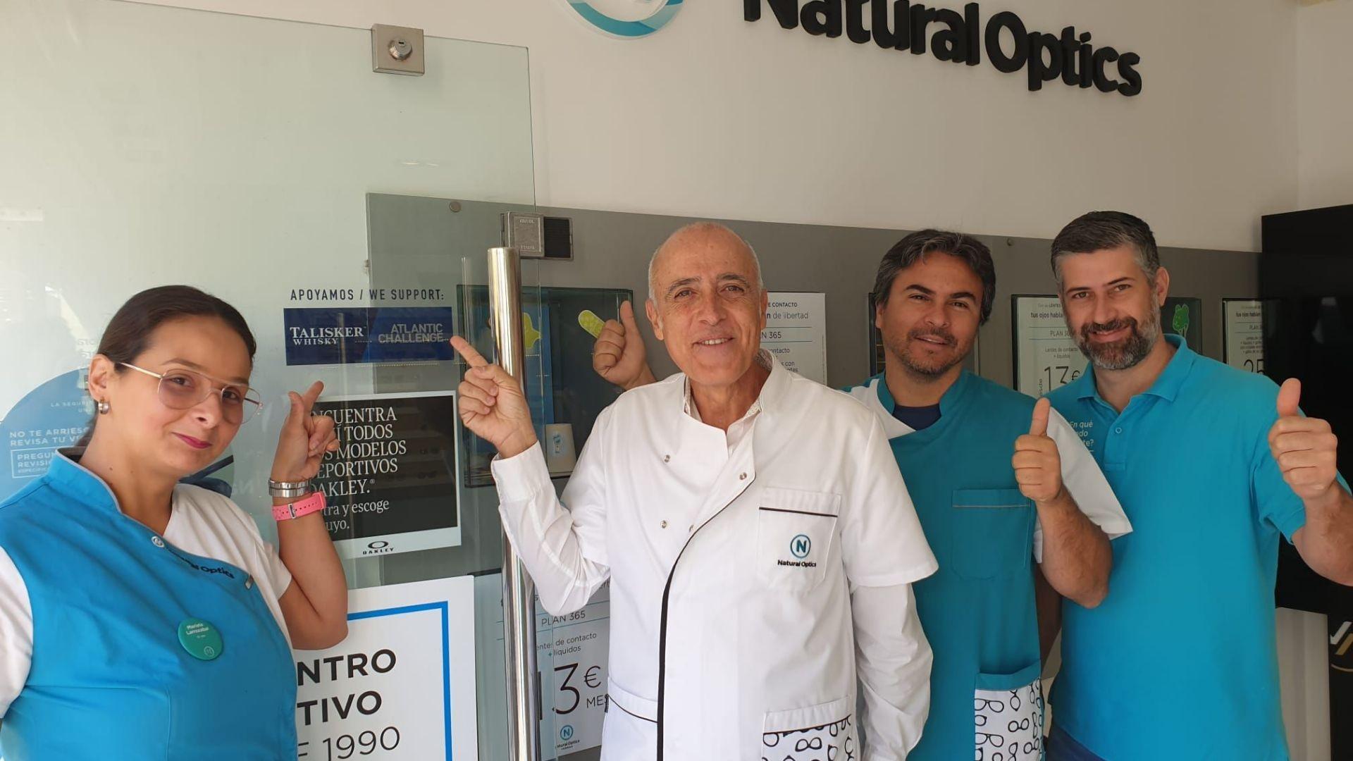 Servicio de oftalmología en Santa Cruz de Tenerife
