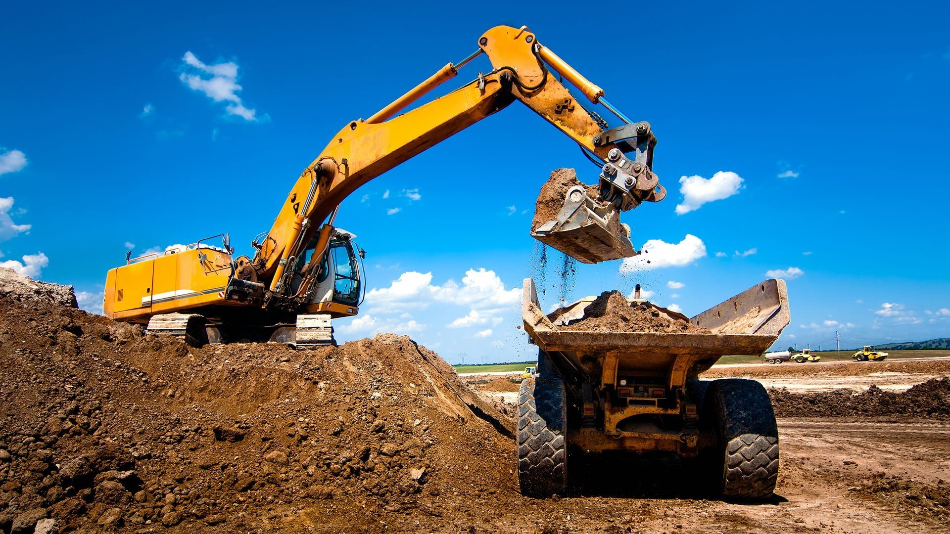 Empresa de transportes y excavaciones en Santa Cruz de Tenerife