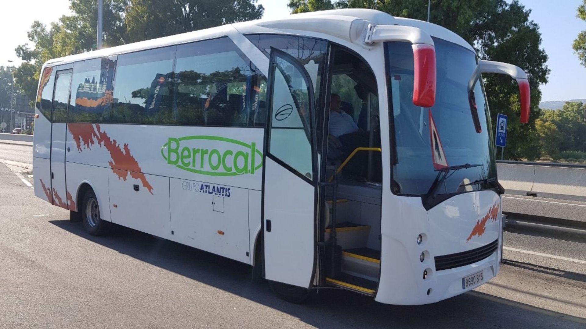 Autobuses Berrocal