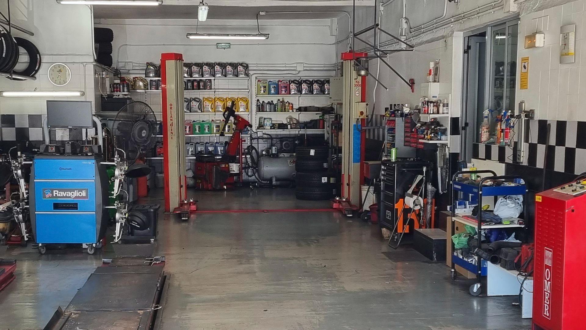 Mecánica rápida en Hortaleza, Madrid