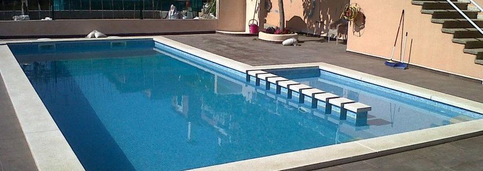 Piscinas de obra mallorca piscines ponent - Construccion piscinas mallorca ...