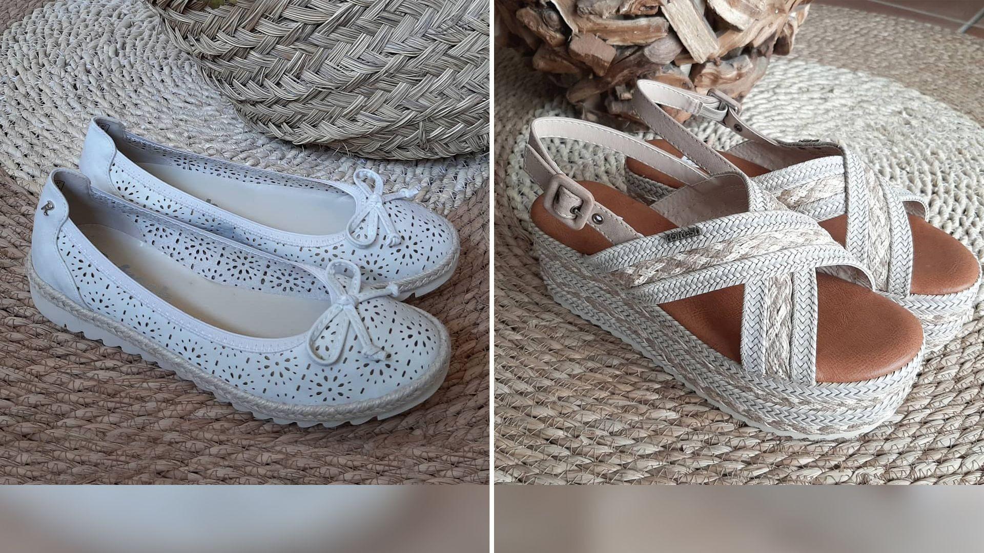 Tienda de zapatos en Tona