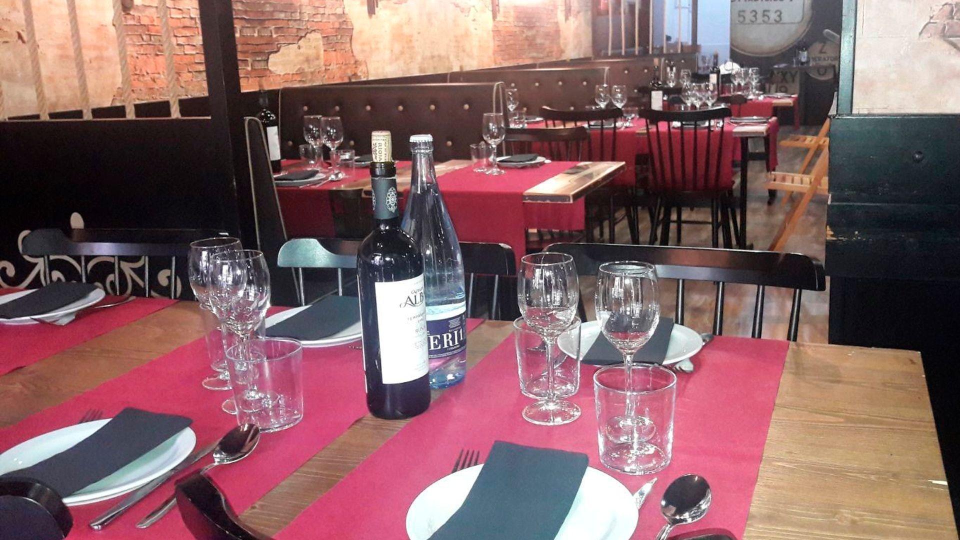 Restaurante para cenas de grupo y de empresa en Sabadell