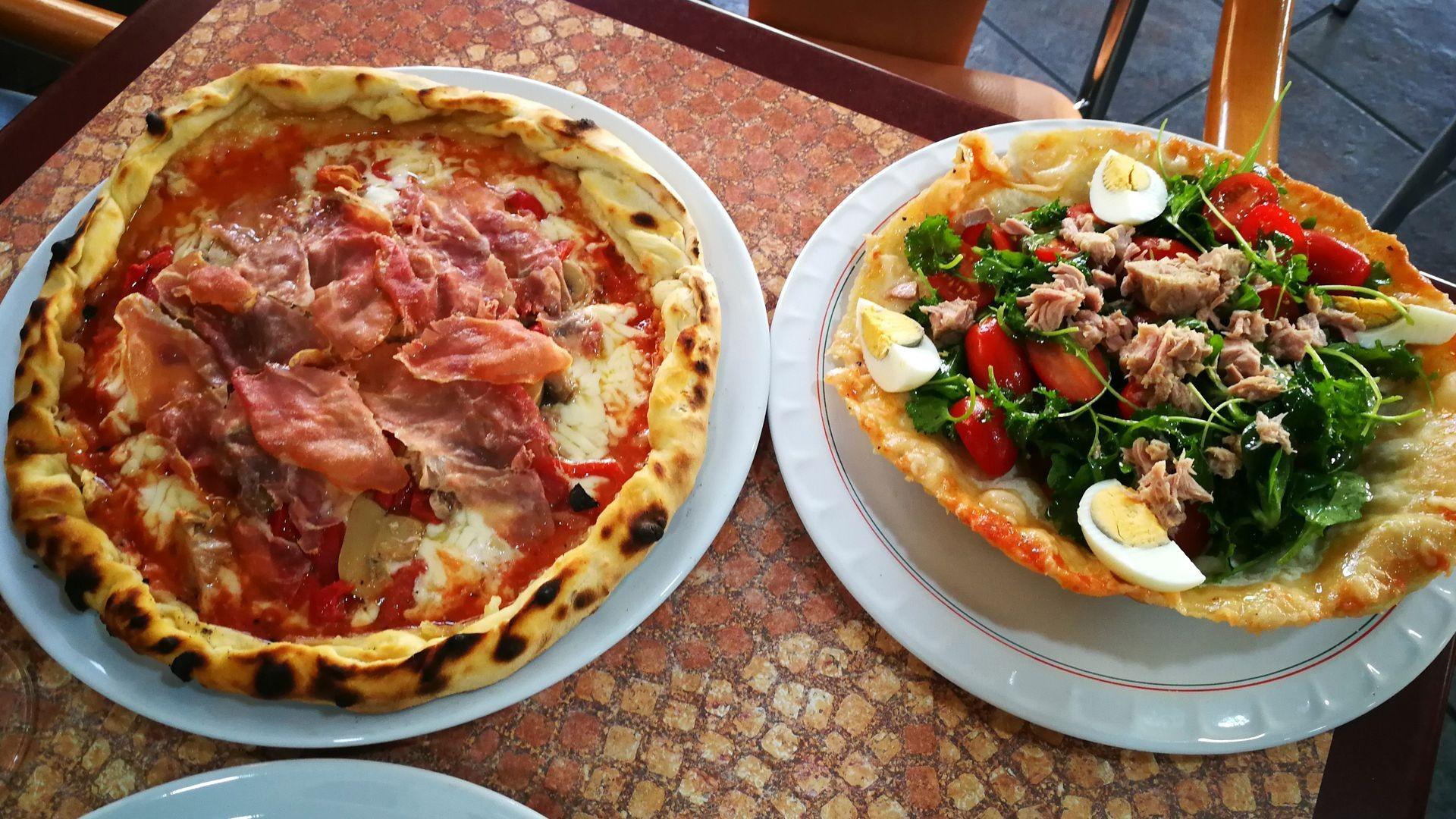 Pizzas artesanales en Ourense