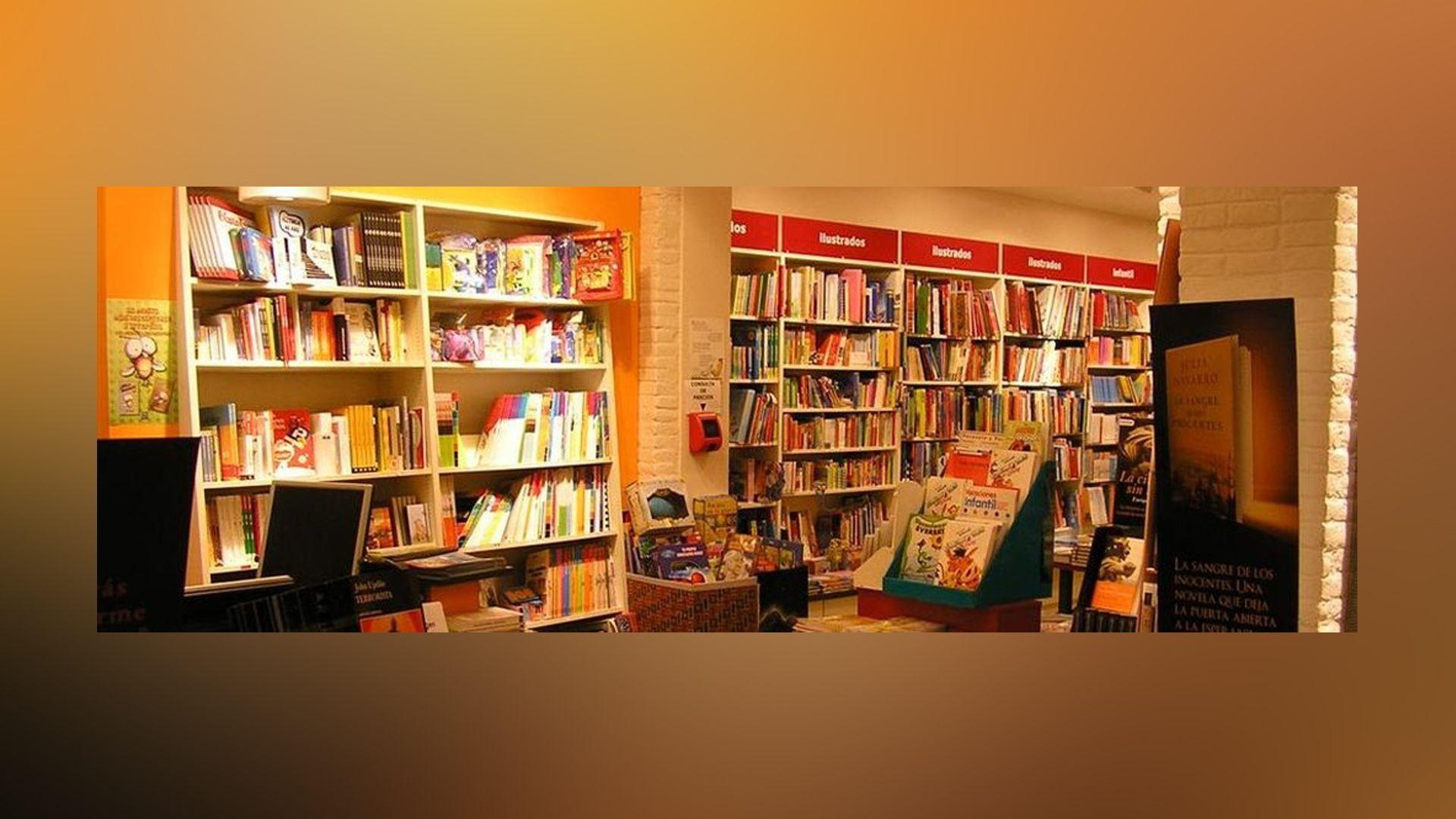 Venta de libros en Fuenlabrada