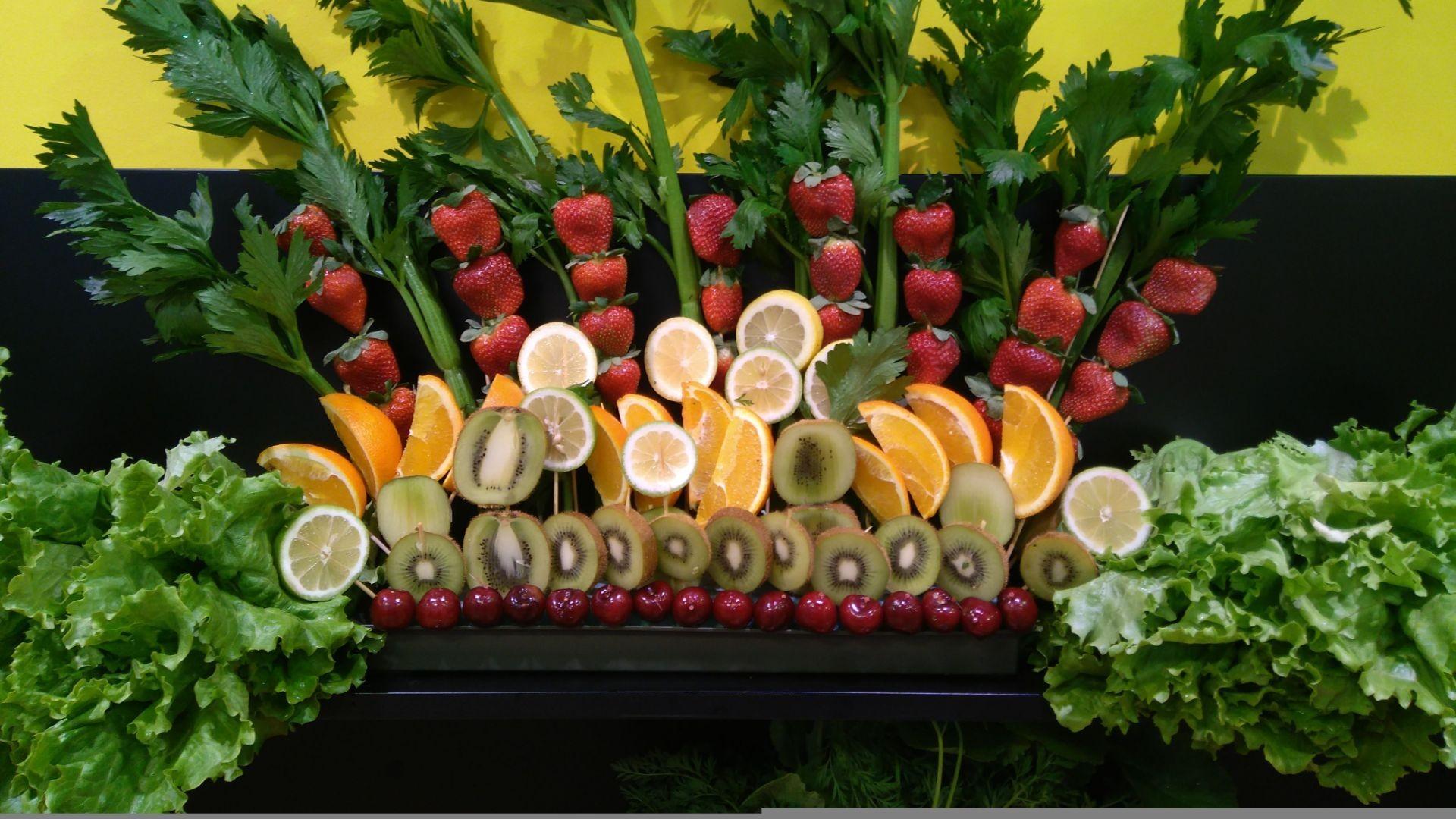 Frutas para regalar