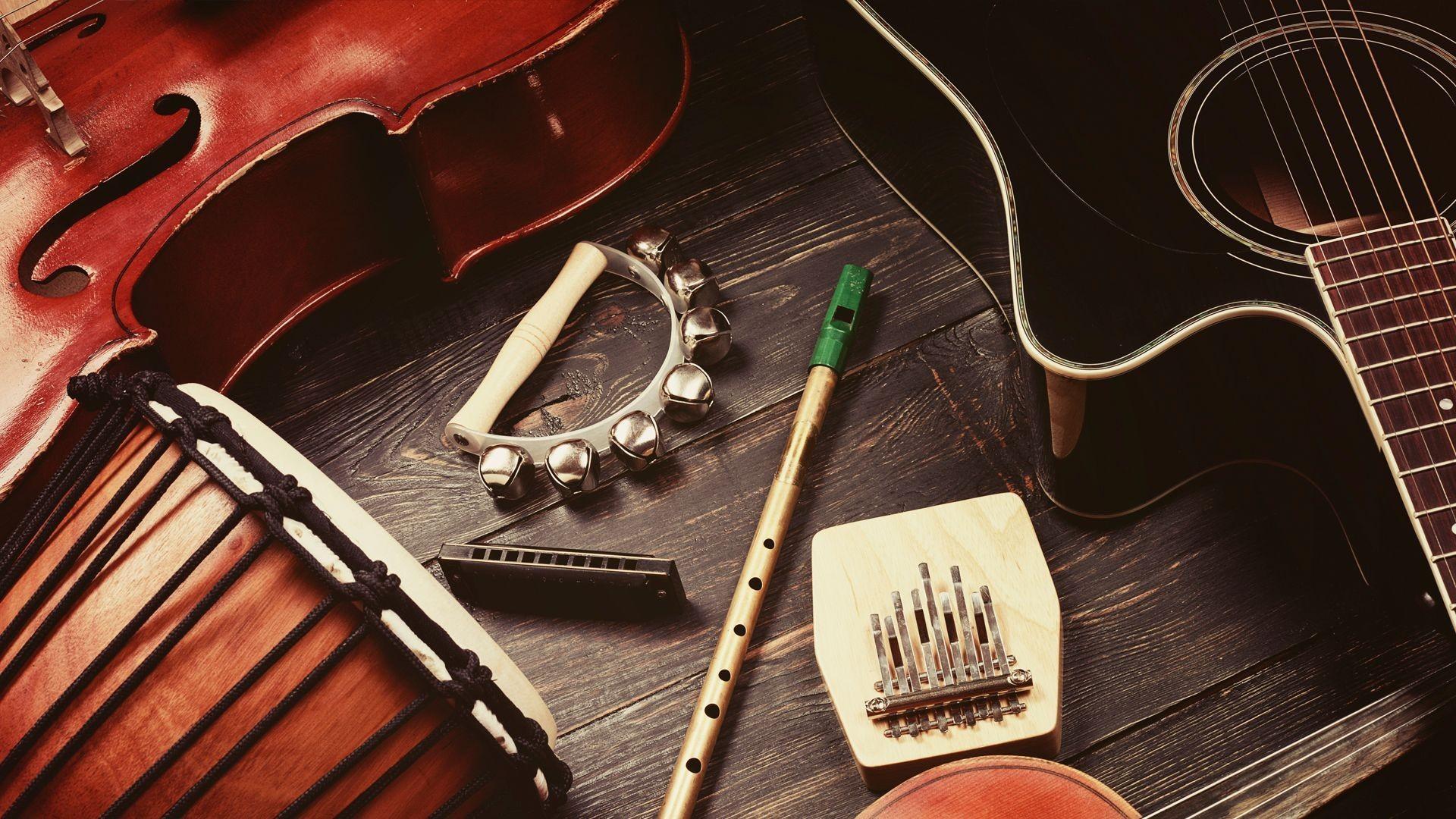 Instrumentos música en Miraflores de la Sierra
