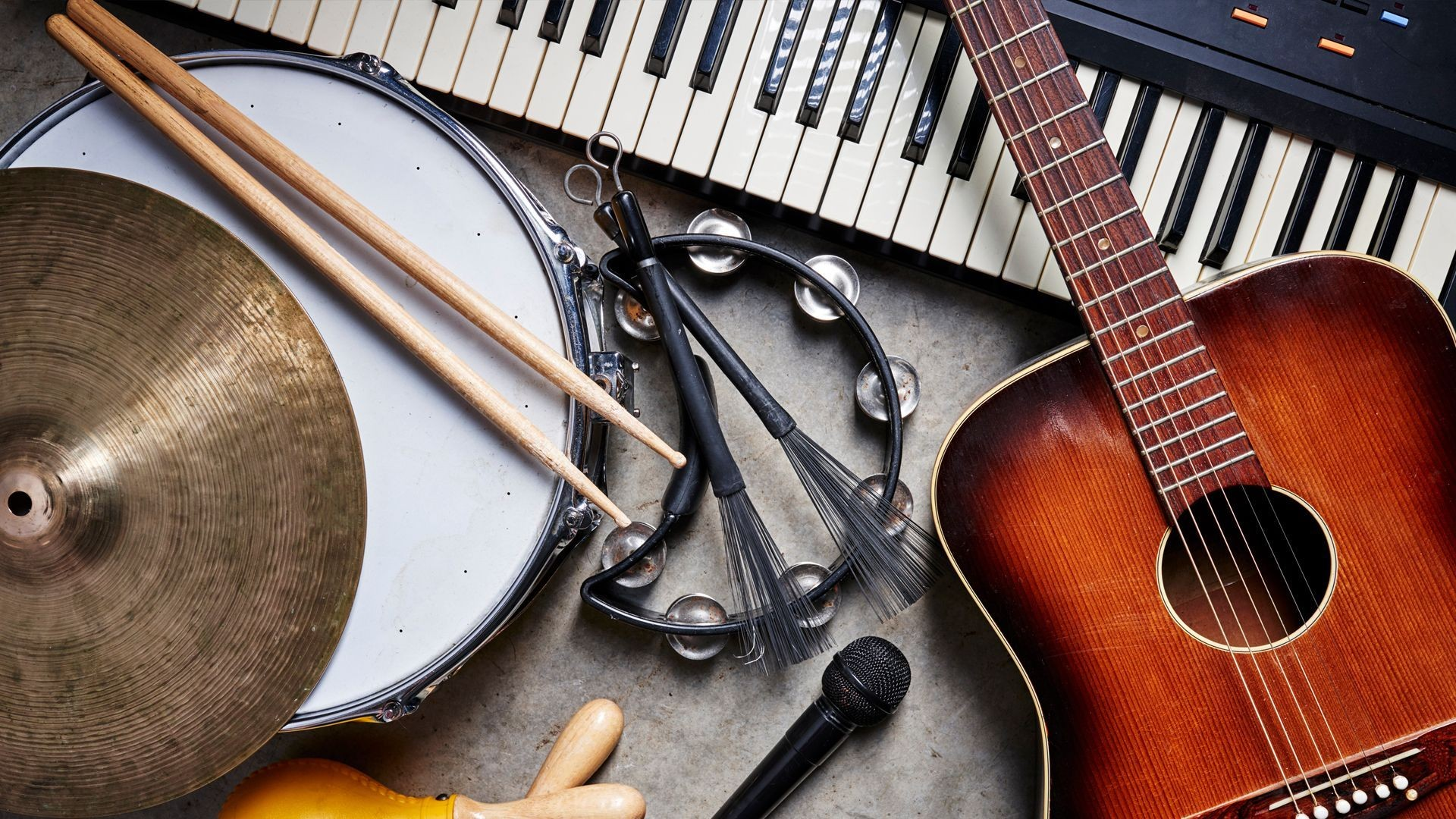 Venta de instrumentos en Colmenar Viejo