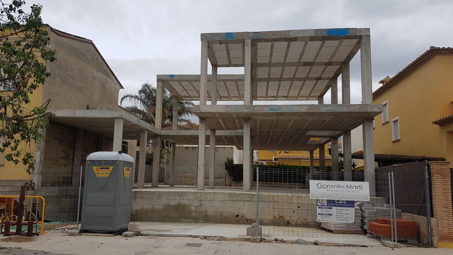 Empresas de estructuras de hormigon Valencia