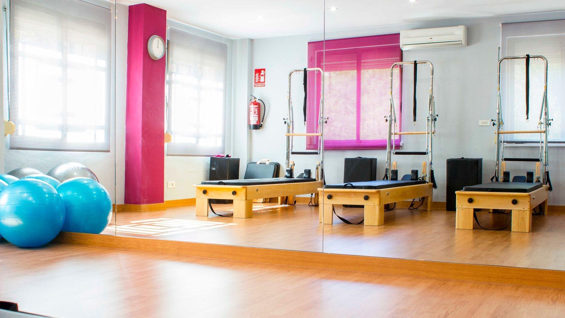 Clínica de fisioterapia en Cáceres