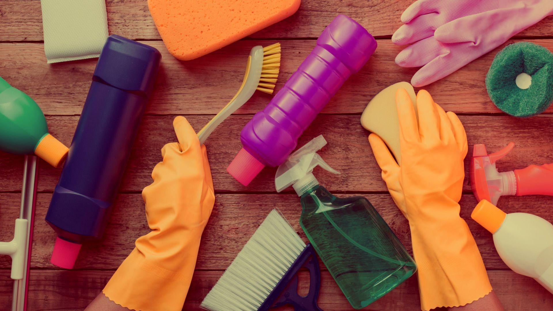 Servicios de limpieza.