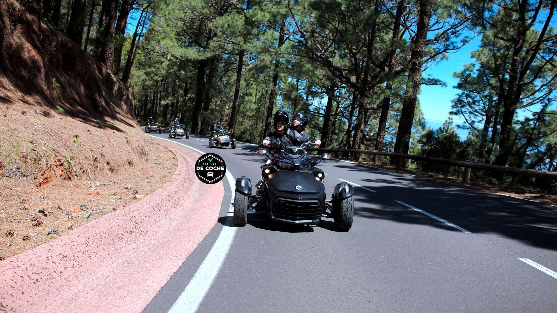 Actividades de aventura en Tenerife