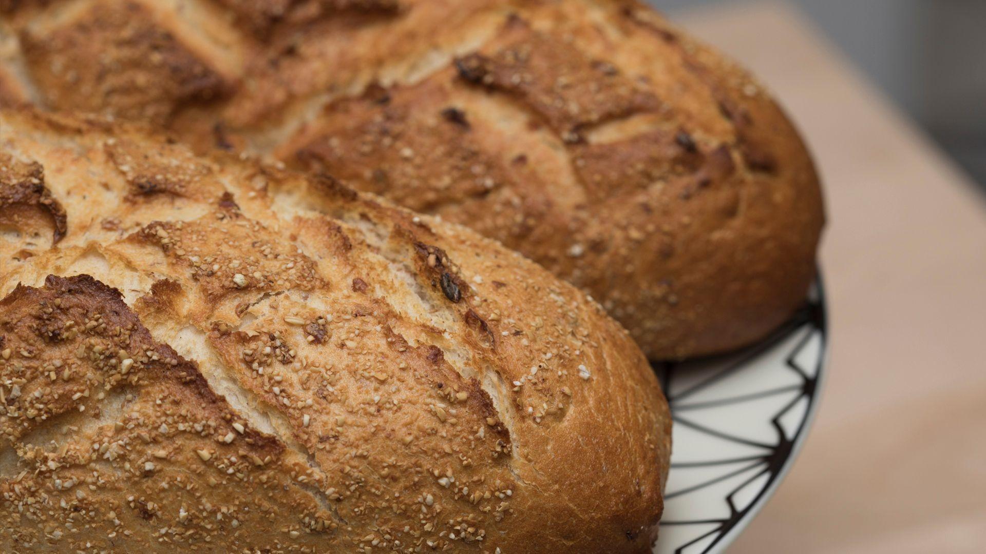 Curso de pan en Malasaña Madrid
