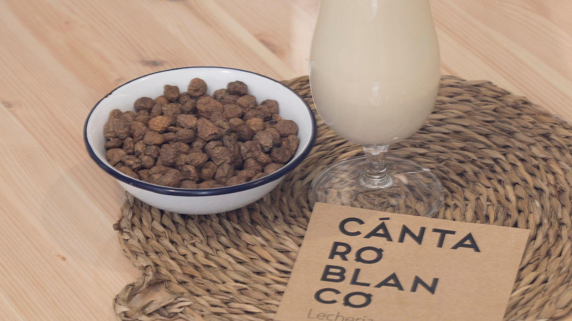 Venta de leche fresca en Malasaña Madrid
