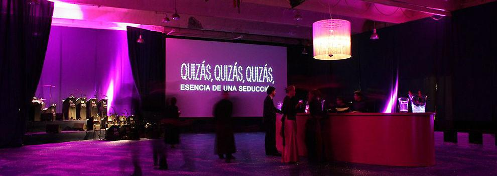 Servicios audiovisuales en Madrid centro