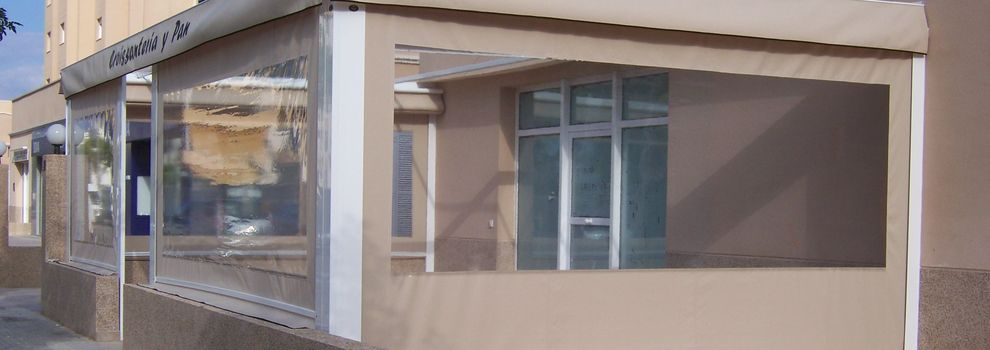 Toldos para balcones en Palma de Mallorca
