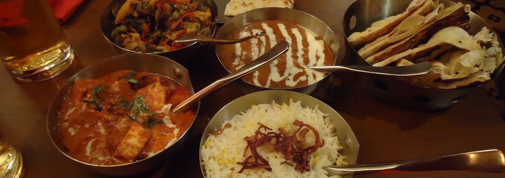 Comida India en Madrid Centro