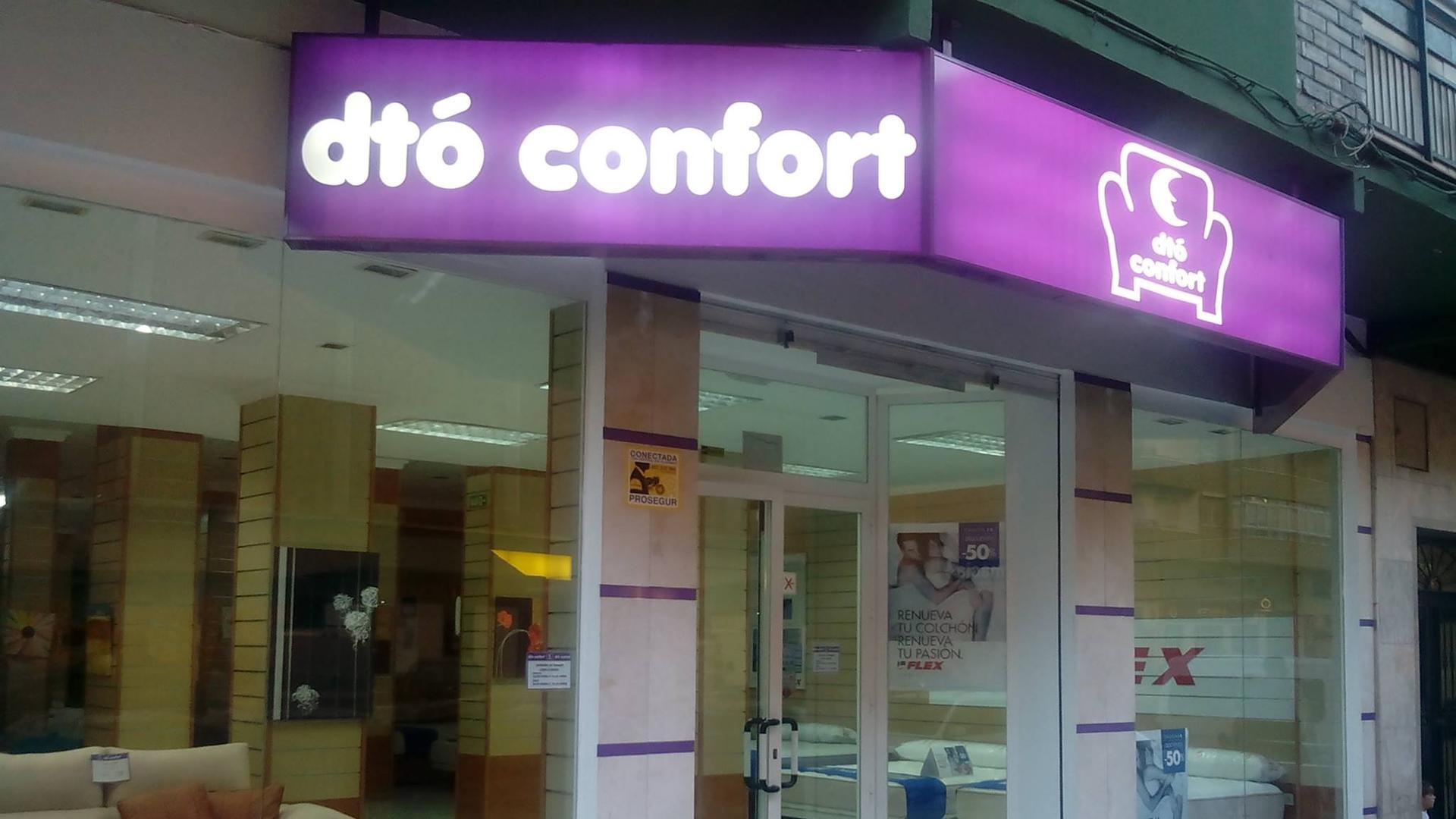 Ofertas de colchones en m laga dt confort for Ofertas de muebles en malaga
