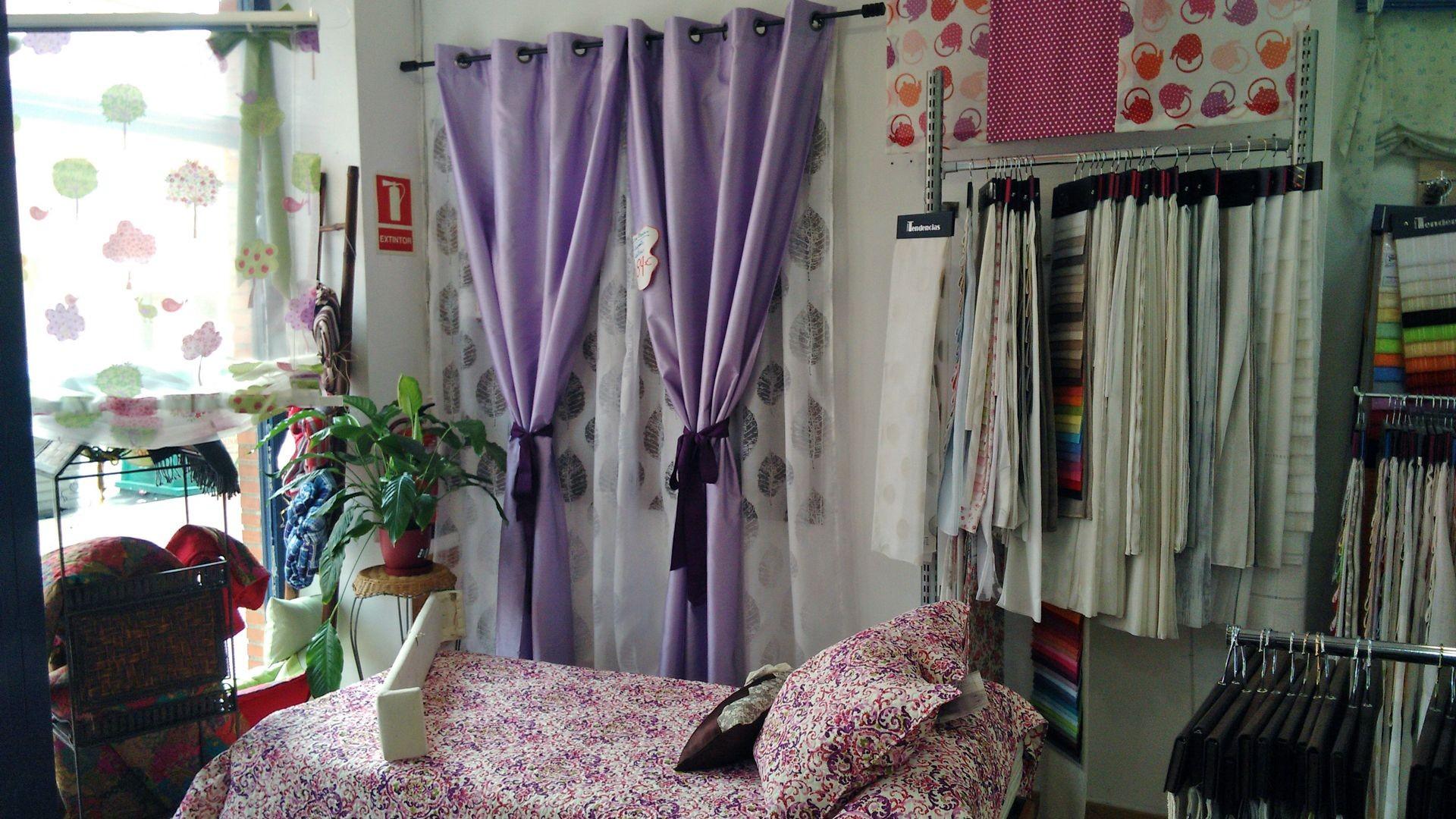 Tienda de cortinas Alcalá de Henares