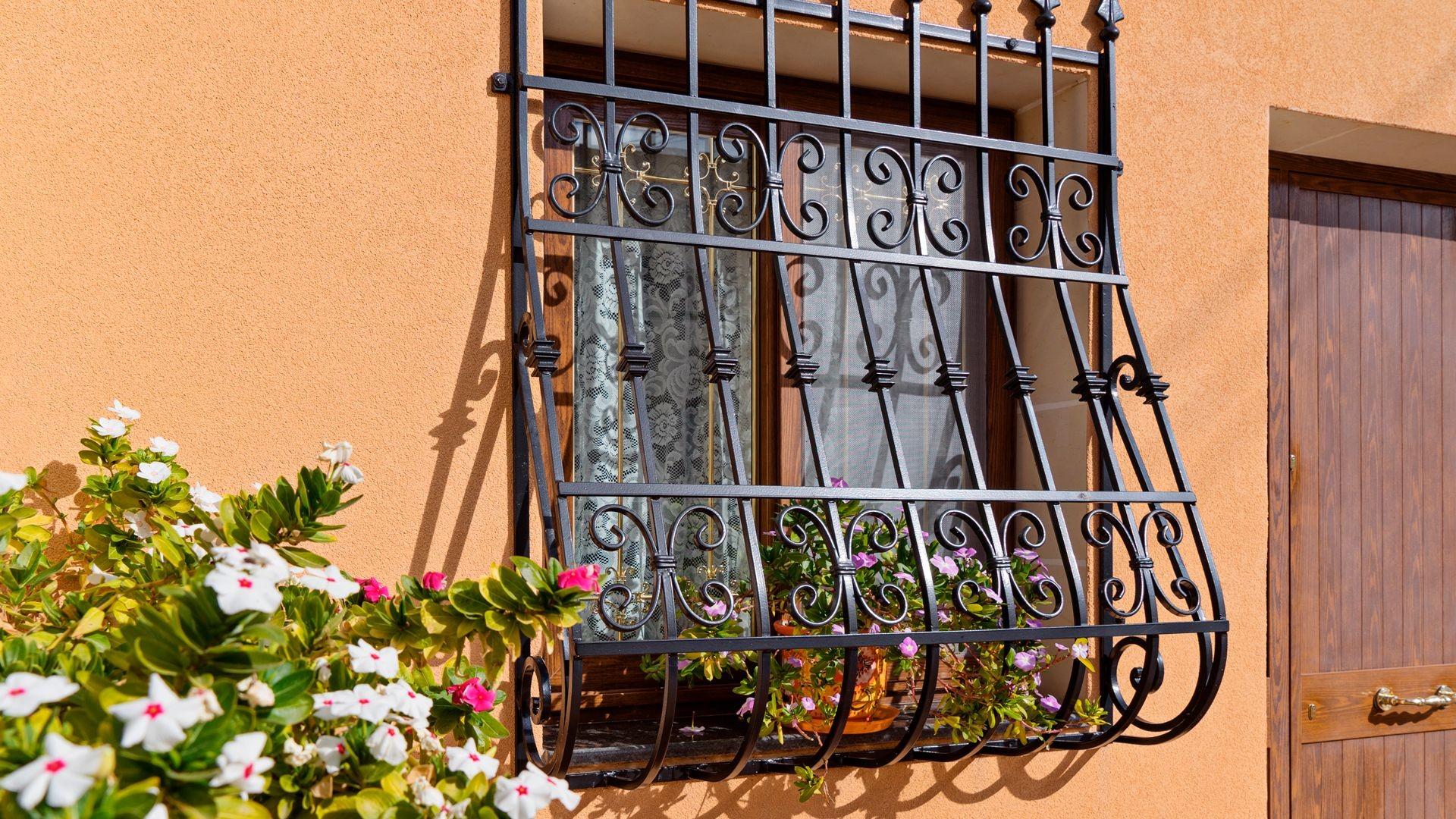 Rejas para puertas y ventanas en Donosti