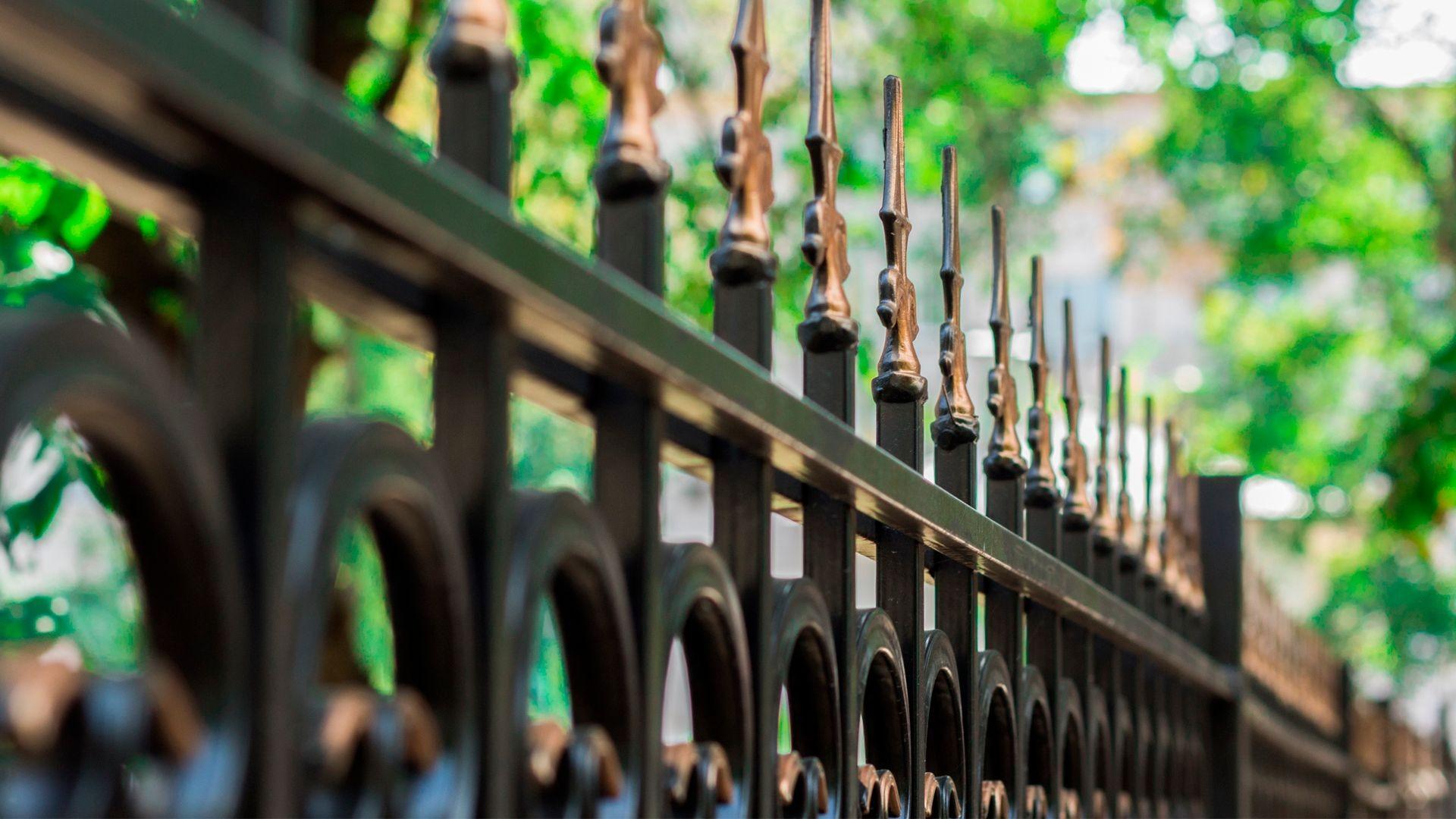 Balcones de hierro en Donosti