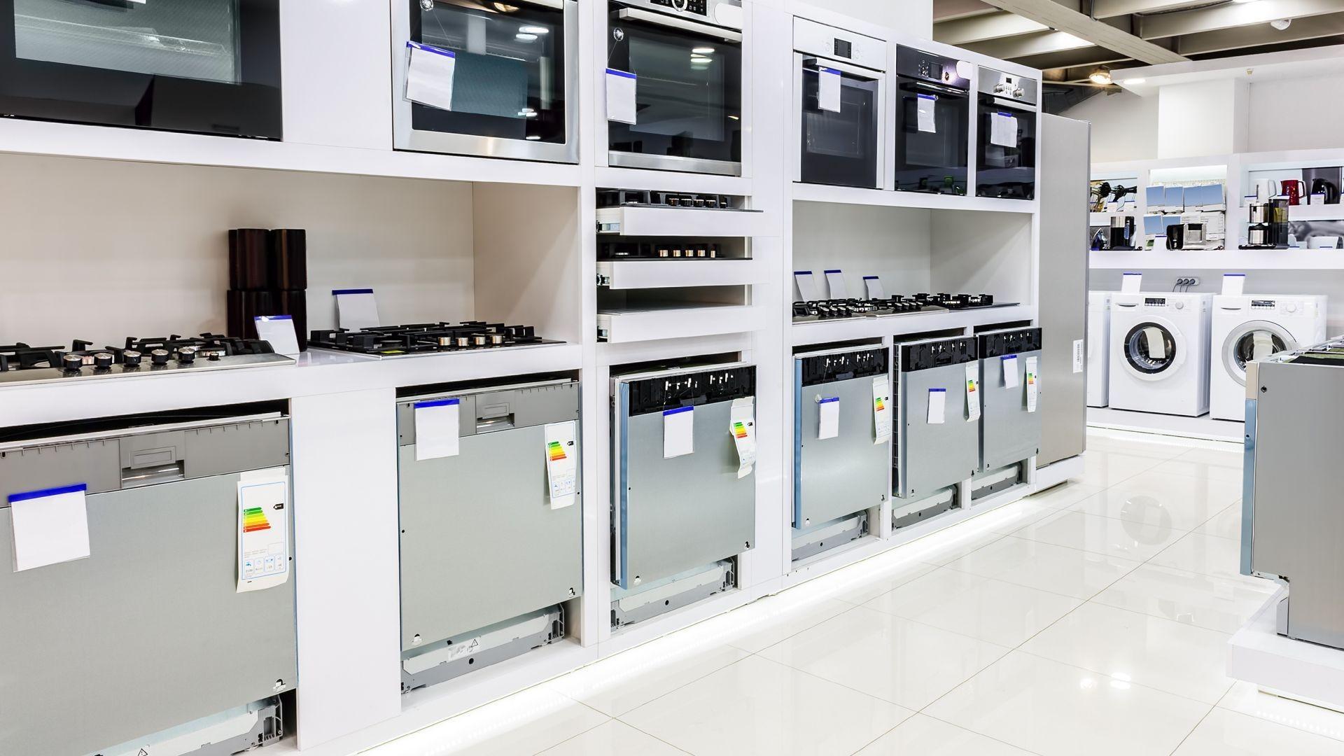 Tienda de electrodomésticos en Sant Martí Barcelona