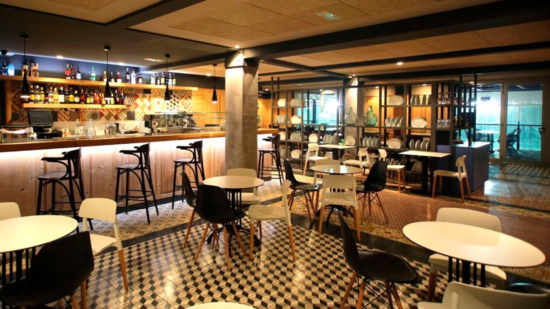 Restaurante de cocina internacional en Telde