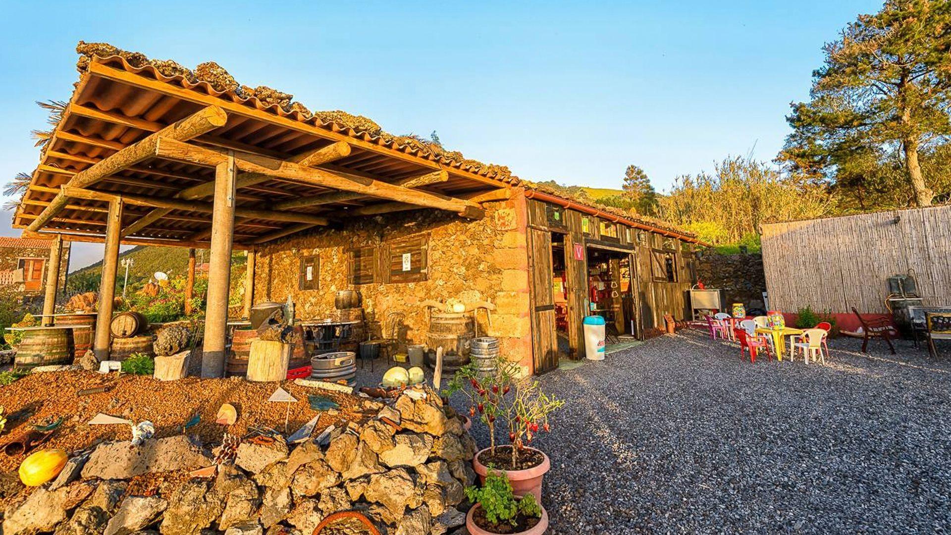 Restaurante guachinche en Valverde, El Hierro