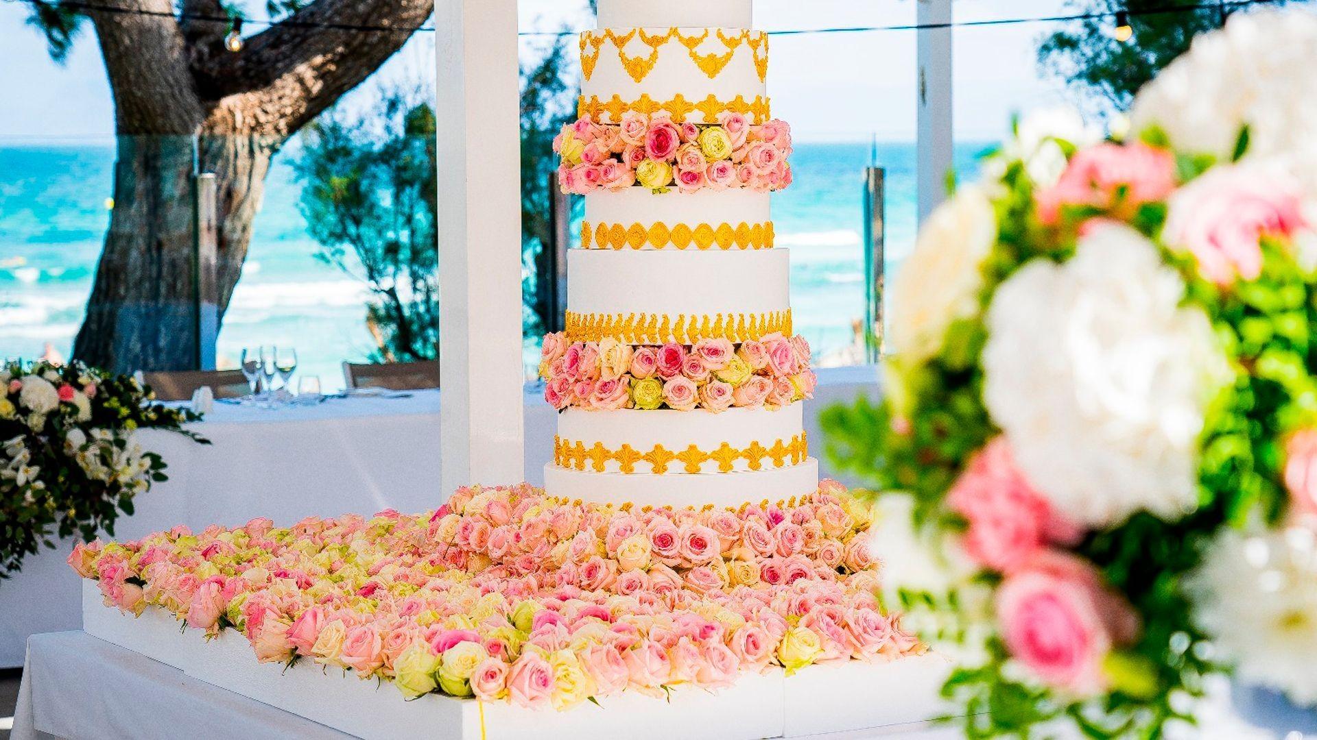 Tartas personalizadas para bodas en Palma de Mallorca